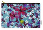 Flower Fantasy Guatemala Carry-all Pouch