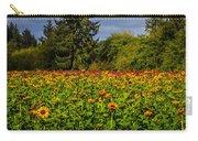 Flower Farm Carry-all Pouch