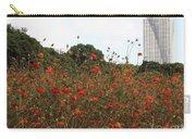 Flower Field In Hama-rikyu Gardens Carry-all Pouch
