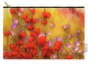Flower Fields Of Summer Carry-all Pouch