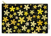 Flower Folly Carry-all Pouch