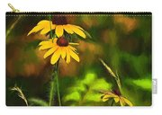 Flower Friends Carry-all Pouch
