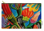 Flower Fusion Carry-all Pouch