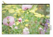 Flower Garden Bouquet Carry-all Pouch