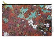 Flower Garden In The Rust Carry-all Pouch