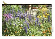 Flower Garden Carry-all Pouch