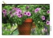 Flower Garden Pot Carry-all Pouch