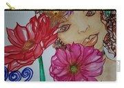 Flower Goddess  Carry-all Pouch