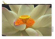 Flower In The Rain Carry-all Pouch