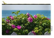 Flower Island View Carry-all Pouch