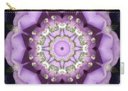 Flower Kaleidoscope 004 Carry-all Pouch