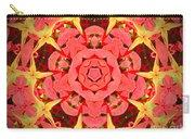Flower Kaleidoscope Carry-all Pouch