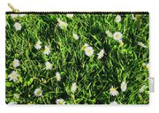 Flower Kissed Fields Carry-all Pouch