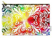 Flower Mandala 3 Carry-all Pouch