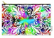 Flower Mandala 4 Carry-all Pouch
