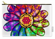 Flower Mandala 6 Carry-all Pouch