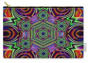 Flower Mandala 7 Carry-all Pouch