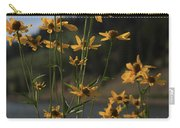 Flower Mountain View Carry-all Pouch