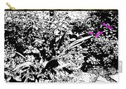 Flower Nectar Carry-all Pouch