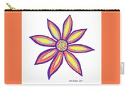 Flower Of Joy Carry-all Pouch
