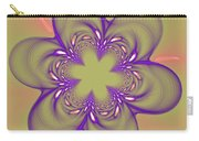 Flower Of Pink - Purple Carry-all Pouch