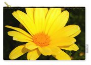 Flower Of Sunshine Carry-all Pouch