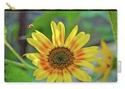 Flower Of The Sun Carry-all Pouch
