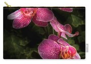 Flower - Orchid - Phalaenopsis - The Cluster Carry-all Pouch