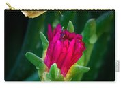 Flower-p Carry-all Pouch