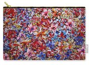 Flower Passion Carry-all Pouch