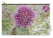 Flower Photograph Carry-all Pouch