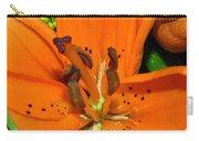 Flower Pistil Carry-all Pouch