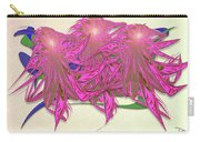Flower Plant Carry-all Pouch