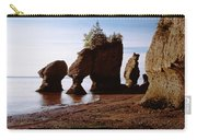 Flower Pot Rocks On The Beach, Hopewell Carry-all Pouch