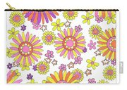 Flower Power 1 Carry-all Pouch