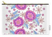 Flower Power 9 Carry-all Pouch