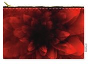 Flower  Red Shade Carry-all Pouch