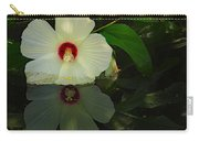 Flower Reflection Carry-all Pouch