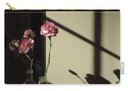Flower Shadows Carry-all Pouch
