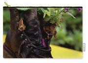 Flower Shoe Pot Carry-all Pouch