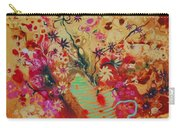 Flower Spash Carry-all Pouch