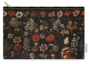 Flower Studies Carry-all Pouch