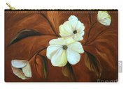 Flower Study Carry-all Pouch