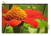 Flower Tower Platform Carry-all Pouch
