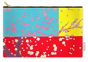 Flower Tree Carry-all Pouch