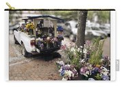Flower Truck On Nantucket Carry-all Pouch