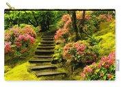Flower Walk Carry-all Pouch