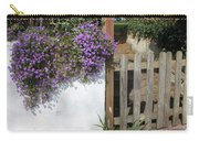 Flower Wall Carry-all Pouch
