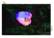 Flower Wower Carry-all Pouch
