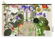 Flowerbomb Notes 3 - By Diana Van  Carry-all Pouch